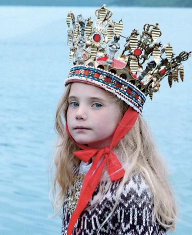Corona Tradicional Bodas Nórdicas