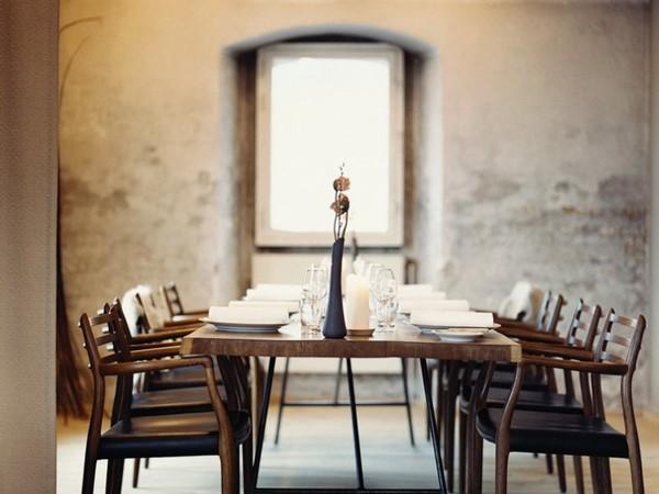 Decoración Restaurante Noma