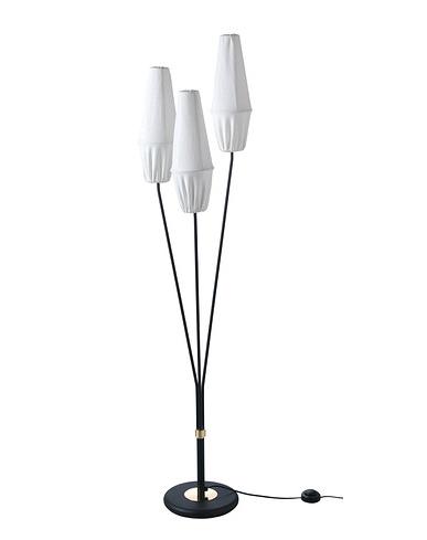 Lámpara de Pié Knäsjö Colección Argang Ikea