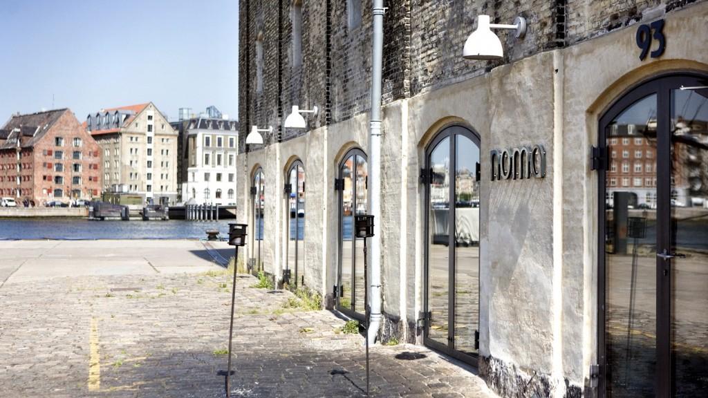 Restaurante Noma Copenhaguen