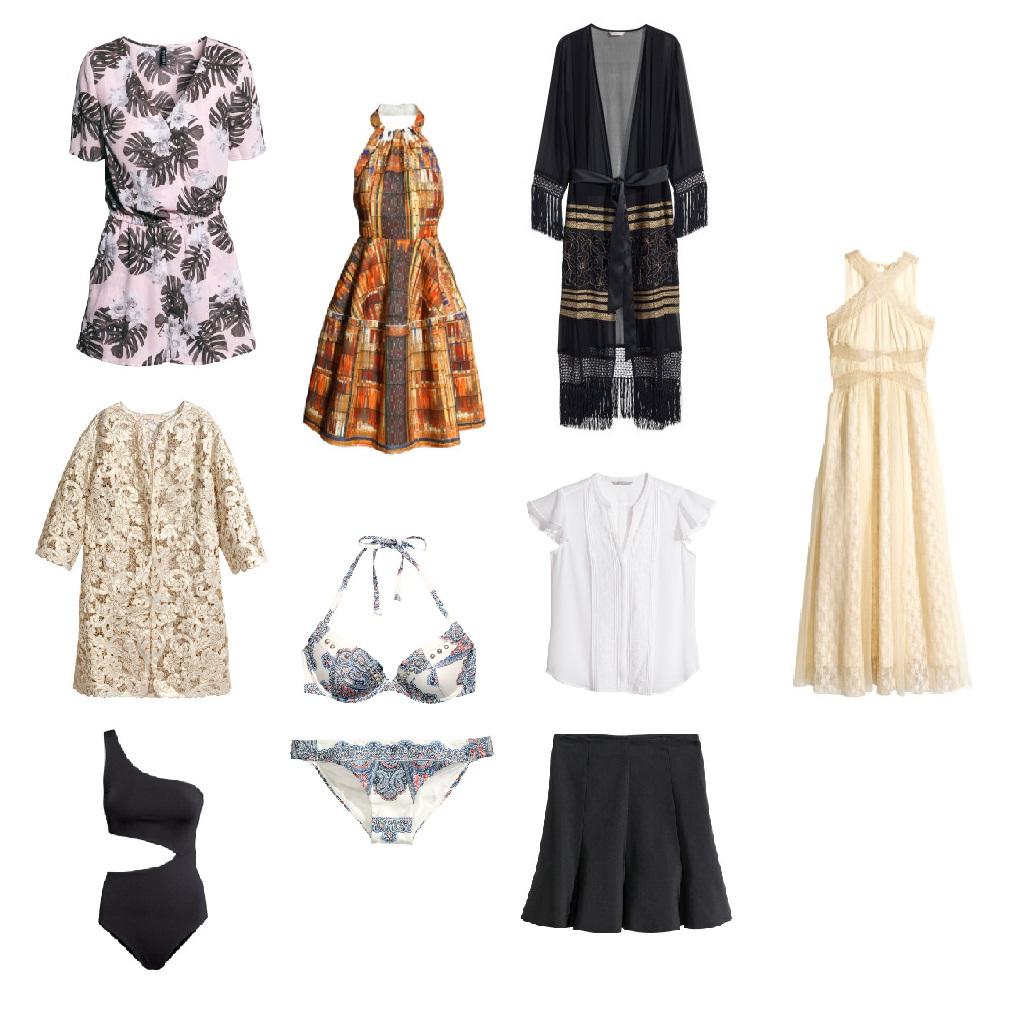 colección moda primavera verano H&M 2014
