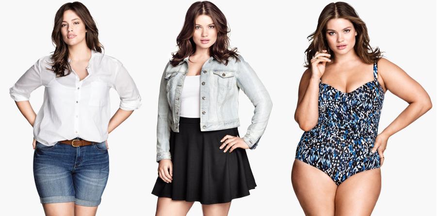 colección primavera verano moda curvy H&M