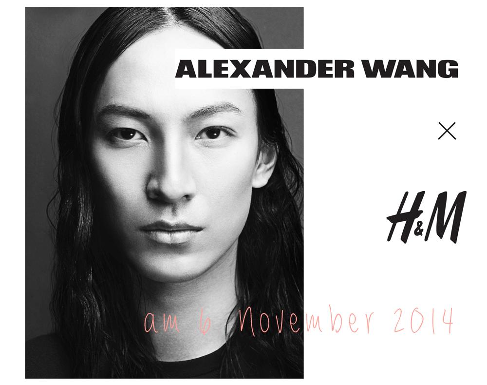 colección moda diseñador Alexander Wang para H&M
