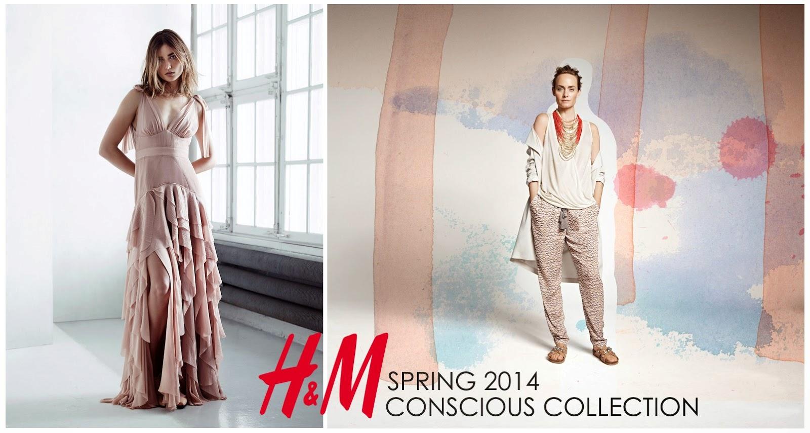 colección moda sostenible H&M primavera 2014