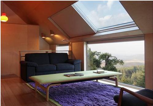 Alojamiento de Diseño en Portugal. Casa das Penhas Douradas