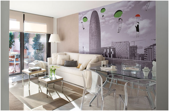 Alojamiento de Diseño en Barcelona Apartamentos Eric Vökel