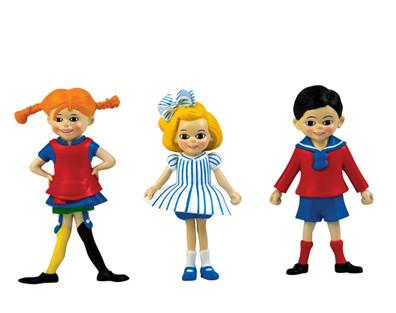 Compras Nórdicas para niños Pippi  Calzaslargas