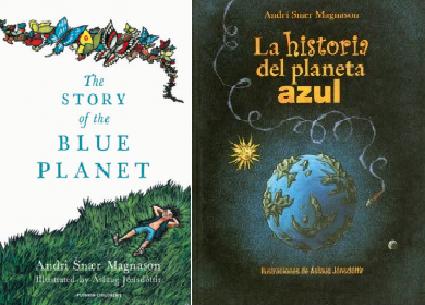 Compras Nórdicas para niños La historia del Planeta Azul