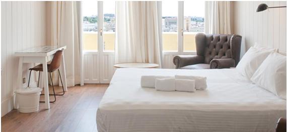 Alojamiento de Diseño Madrid Hotel Praktik Habitación