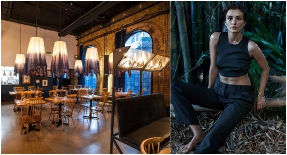 Mango Verano 2014 Café Bar Oslo