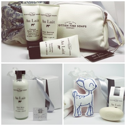 Kits regalo blanco y negro Nordic Treats