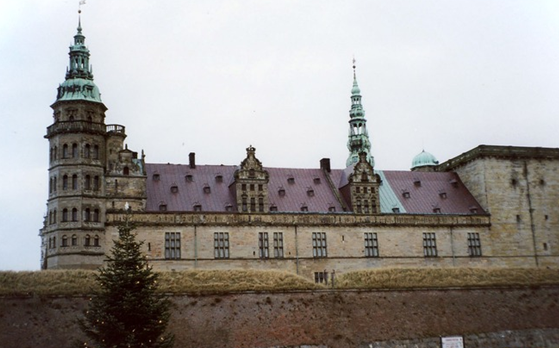 Fantasmas Nórdicos Castillo de Kronborg