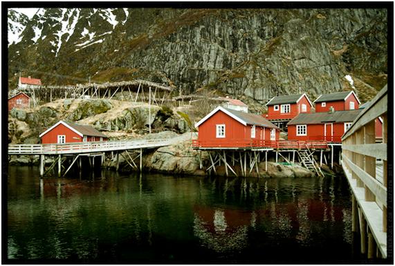 Islas Lofoten Noruega Hoteles y Restaurantes