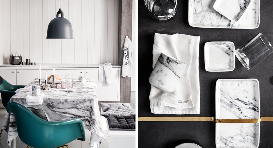 Colección HM Home Otoño 2014 Accesorios baño