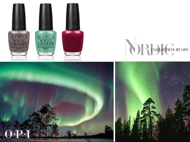 Colección Nordic de OPI My Dogsled is a Hybrid