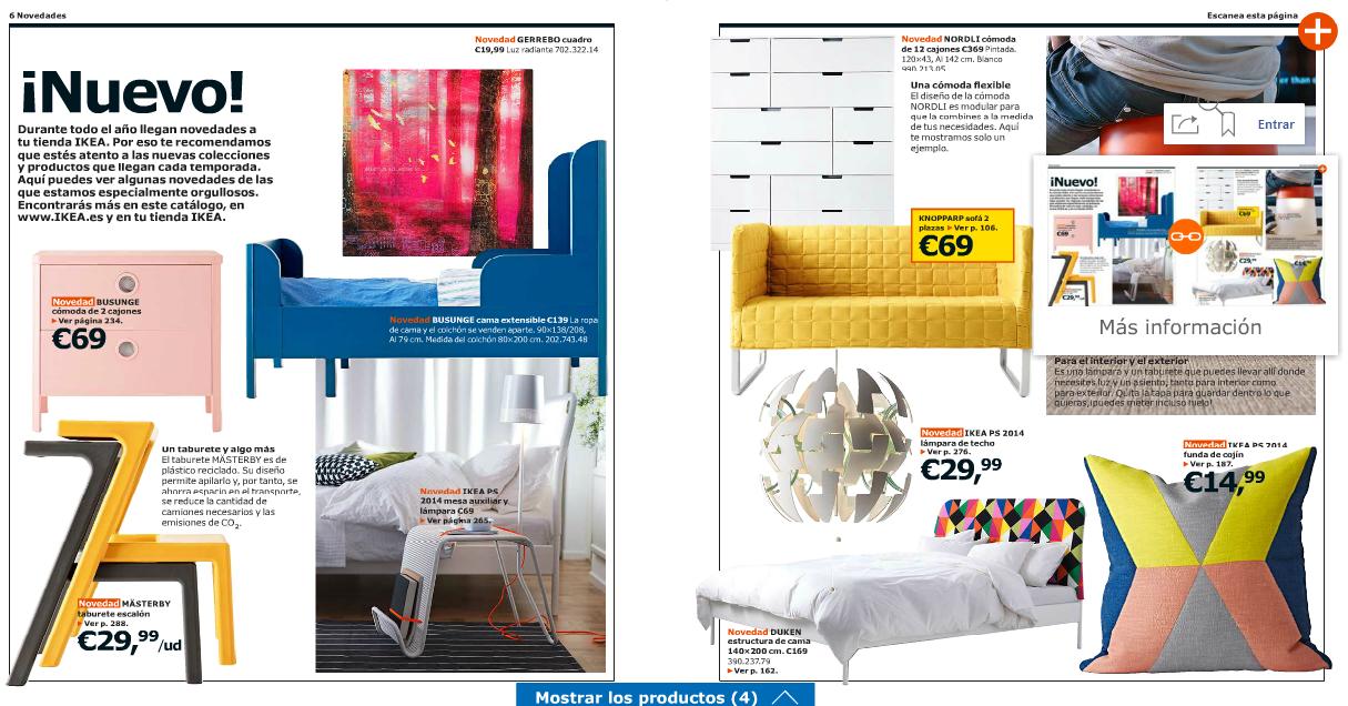 Catálogo Ikea 2015 para España color