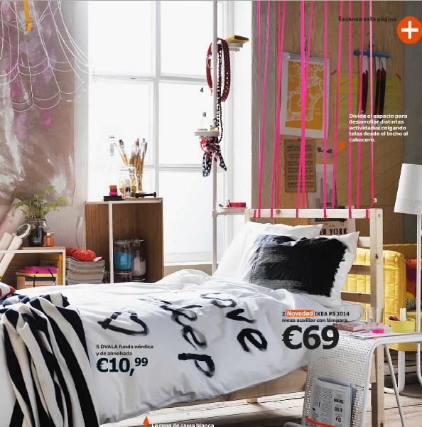 Catálogo Ikea 2015 para España madera color
