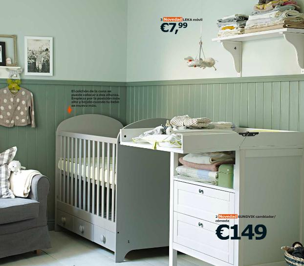 Catálogo Ikea 2015 para España niños natural