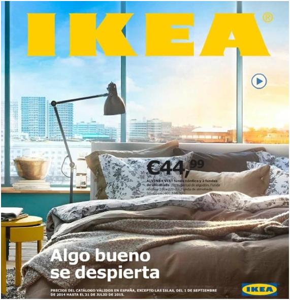 Catálogo Ikea 2015 para España