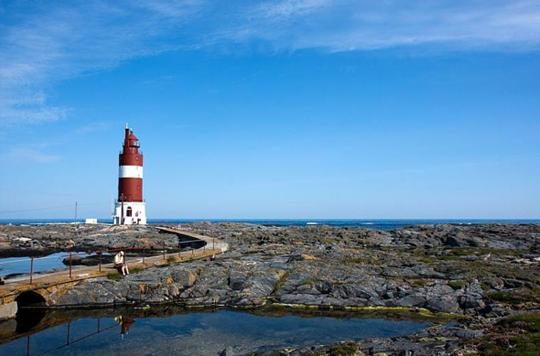 Alojarse en Faros en Noruega
