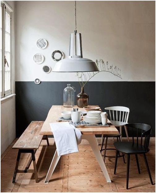 Comedor de Estilo Nórdico: Iluminación - Nordic Treats