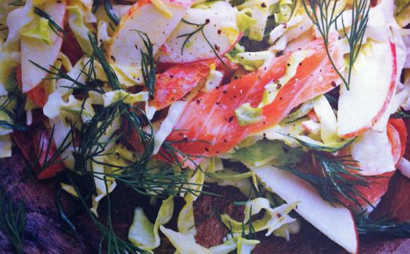Recetas nórdicas con salmón