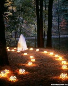 Iluminación halloween
