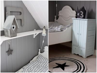 Habitaciones infantiles de esilo nórdico