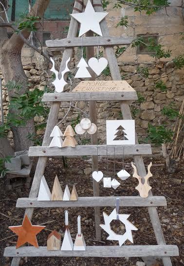 Nordic Christmas: Adornos Navideños de Estilo Nórdico