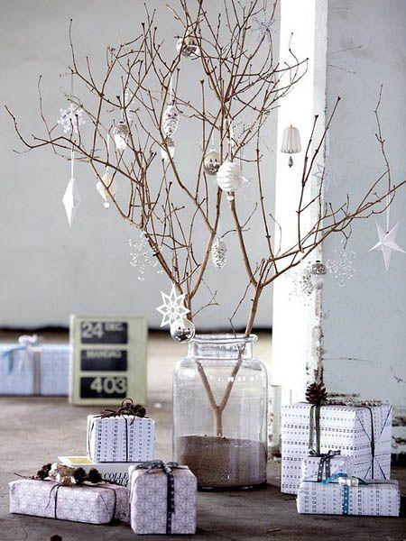 Decoración de Reyes con Estilo Nórdico árbol