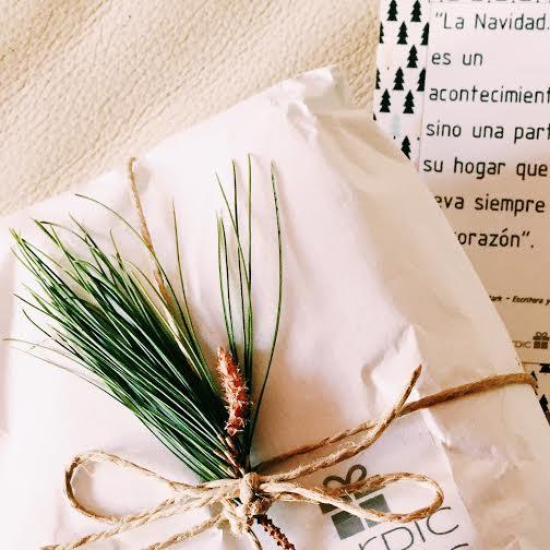 Decoración Reyes de Estilo Nórdico. Packaging