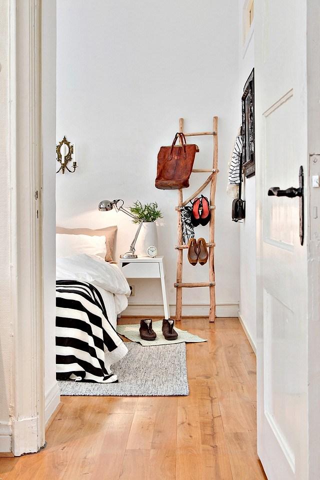 Bedside Ladder rústica