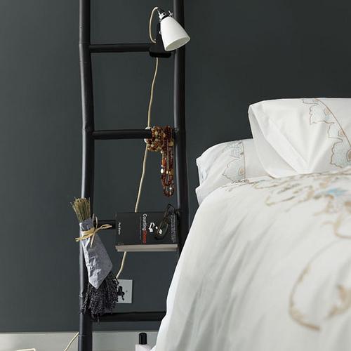 Bedside ladder negra
