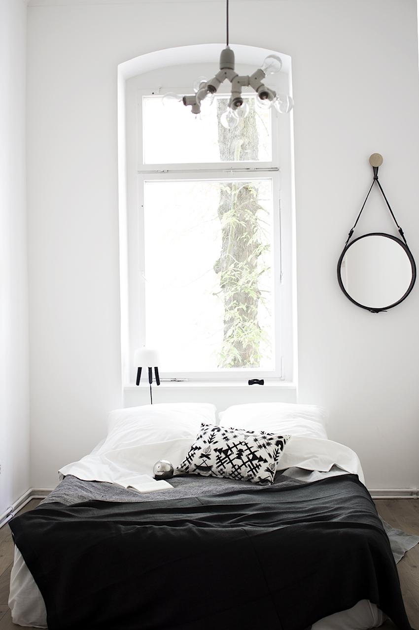 Espejo Adnet DIY dormitorio