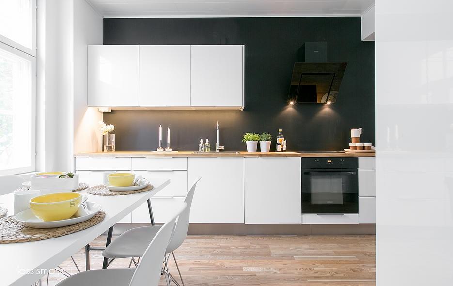 4 Claves de la decoración de estilo escandinavo de una bonita casa ...