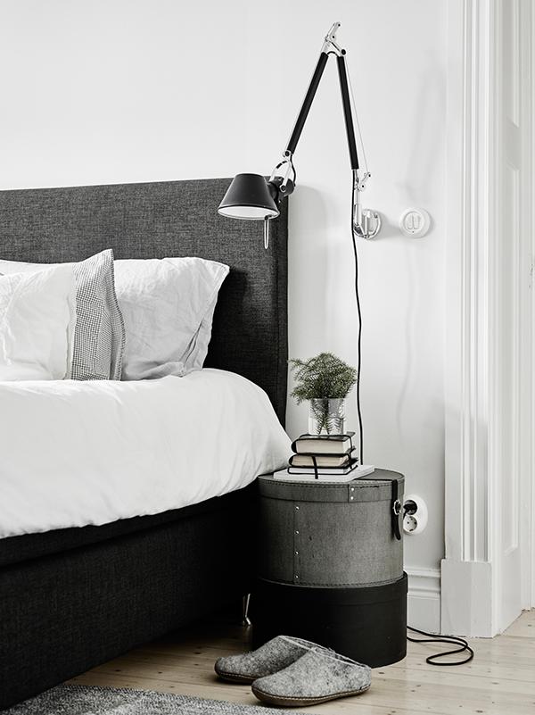 5 tendencias en l mparas para mesilla de noche o cama - Lamparas de aplique para pared ...