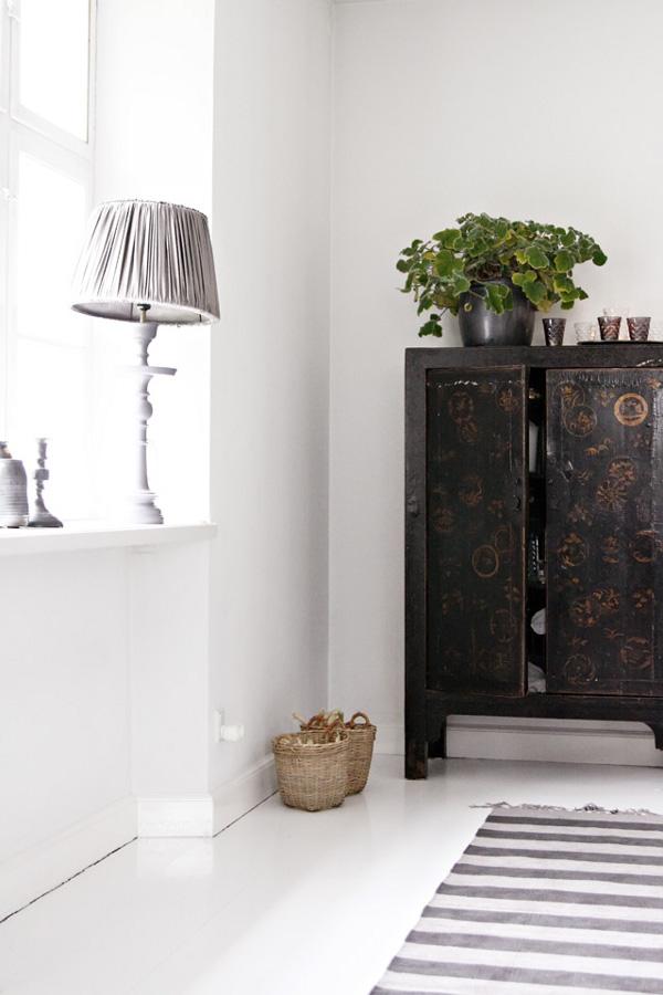 Estilo Nórdico Diferente Mueble Antiguo