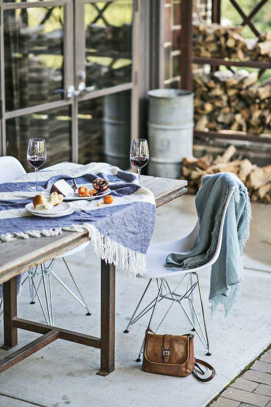 Cenas de Verano Silla Eames