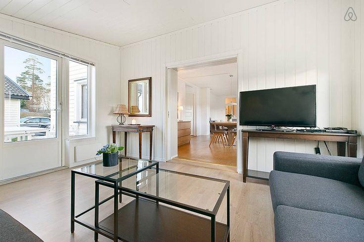 Casa de Vacaciones en la Costa Noruega comedor 2