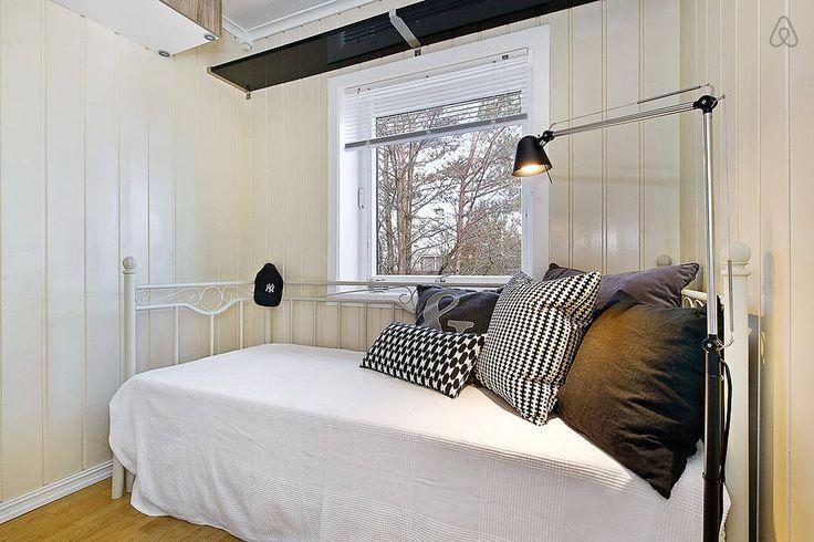 Casa de Vacaciones en la Costa Noruega dormitorio 1