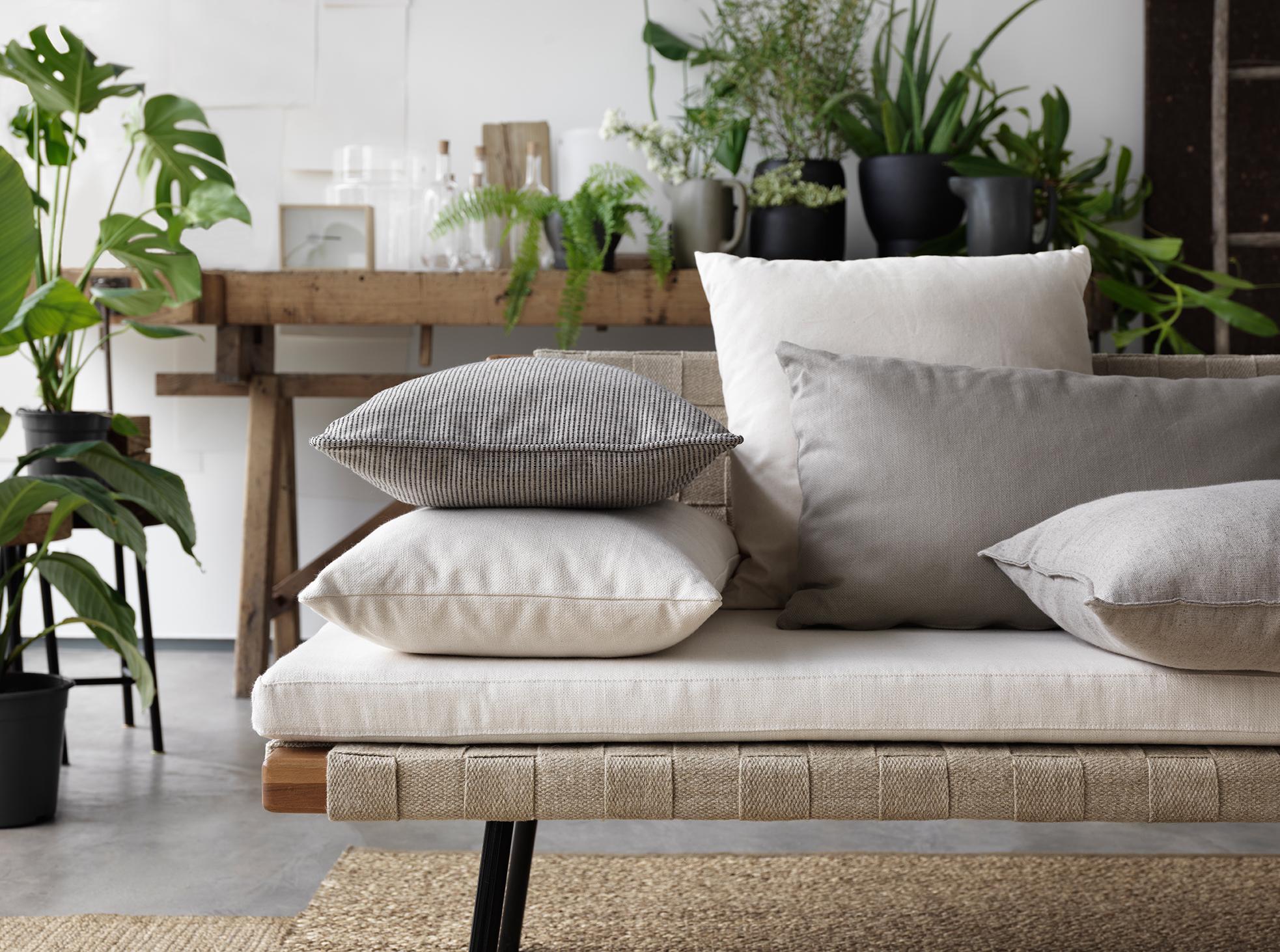 Colección Sinnerlig de Ikea Textiles