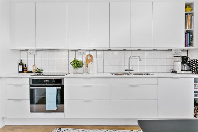 Decorar una casa de ciudad cocina