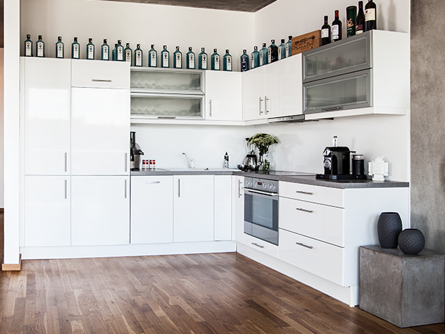 Interiores con Estilo Cocina en Berlin