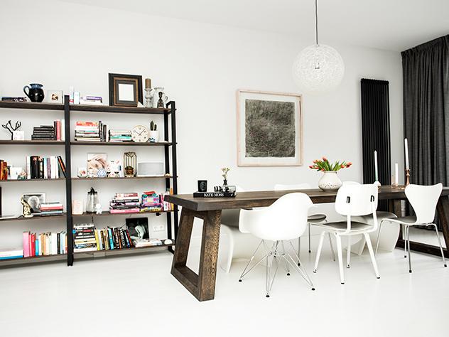 Interiores con Estilo Comedor en Amsterdam
