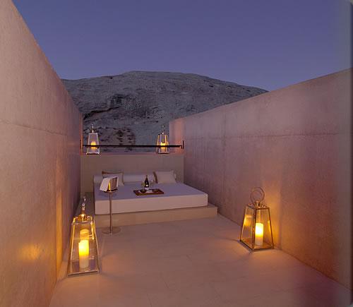 Outdoor Bed Amangiri Resort