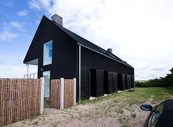 Blackhouse fachada