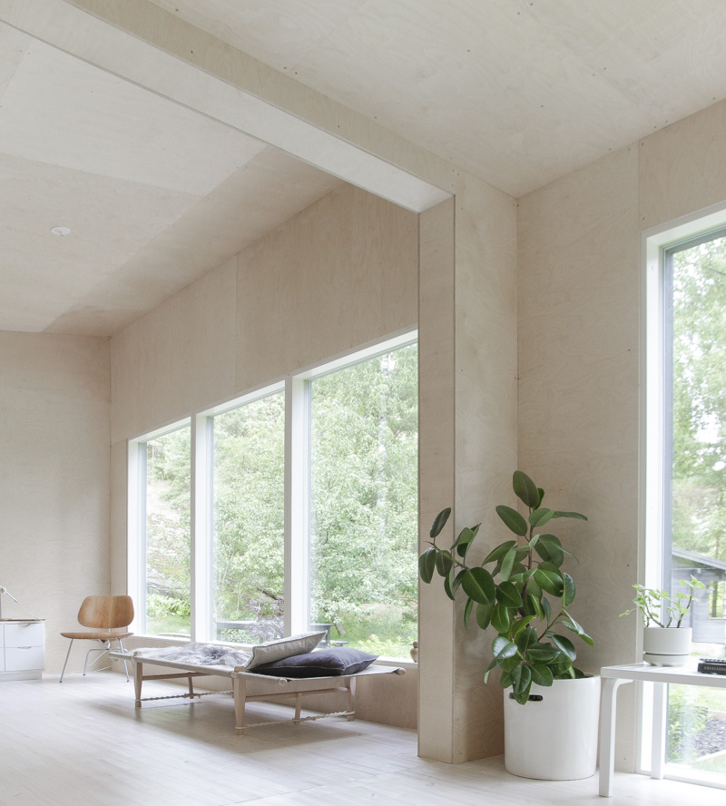 Casa de Verano en Finlandia