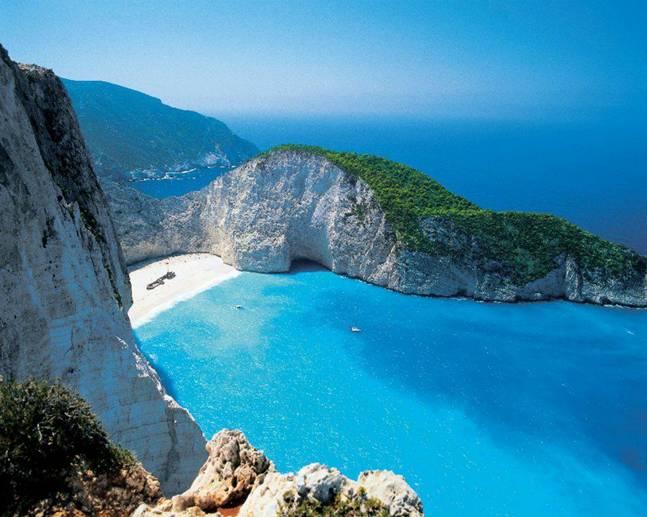 Planificar Vacaciones Santorini