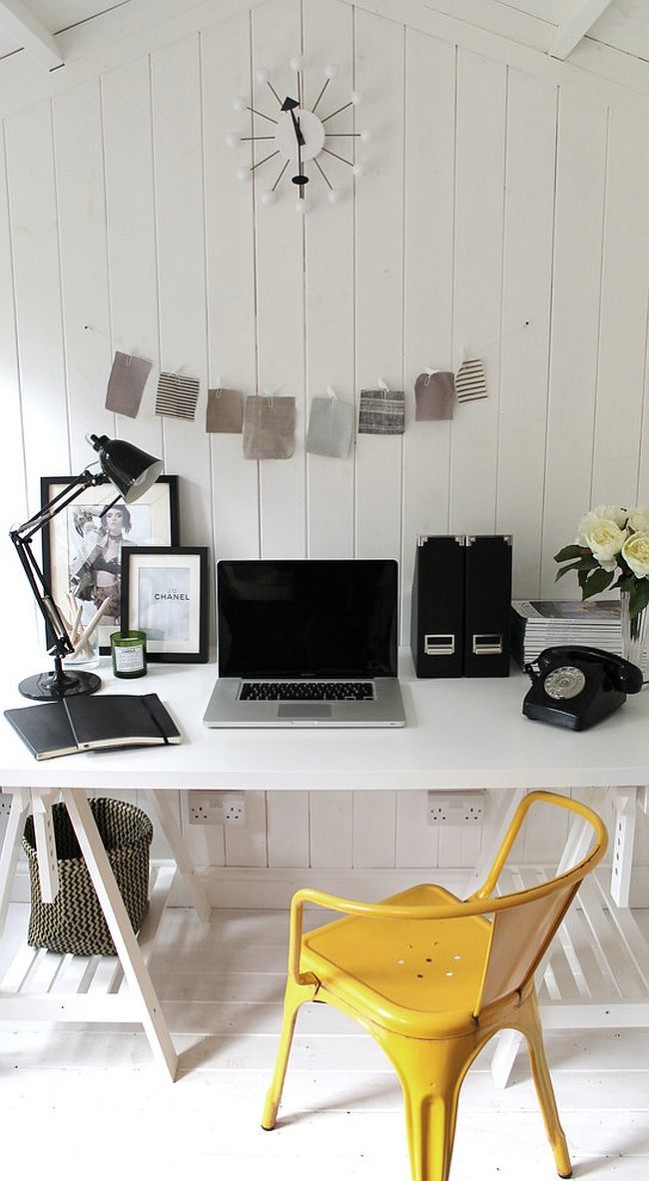 2016 Decorating Trends Workspace