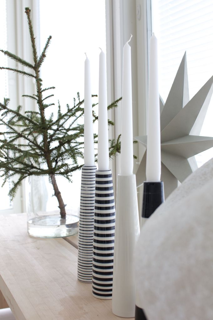 Decorar una Nordic Christmas